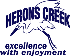Herons Creek Public School logo